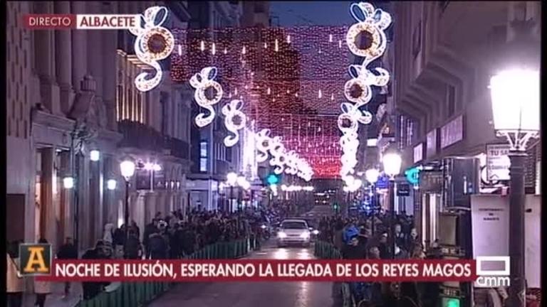 Ancha es Castilla-La Mancha: Especial Cabalgata  de Reyes 2020