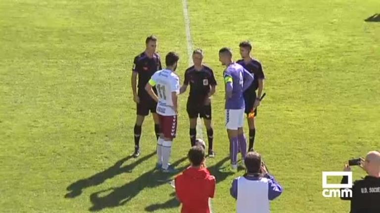 CD Guadalajara - UD Socuéllamos (1-1)