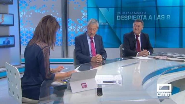 Entrevista a Gerardo Sánchez y Eusebio Ramírez
