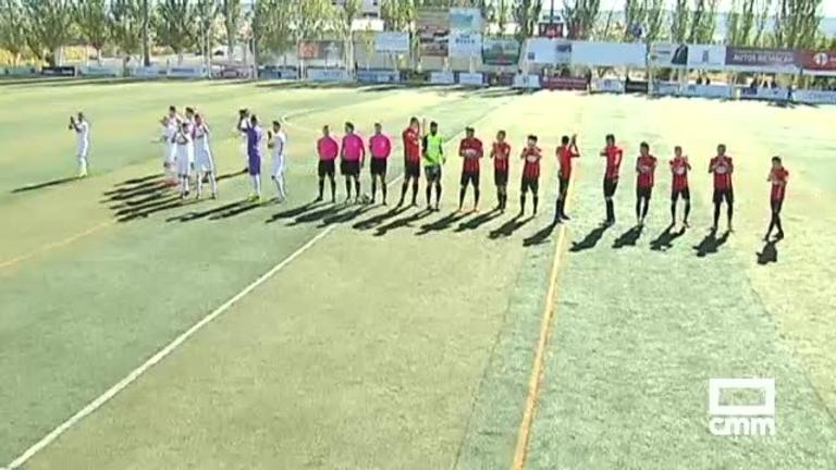 CD Azuqueca -  Mora CF ( 0-0)