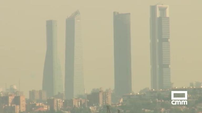 Récord de concentración de CO2 en la atmósfera
