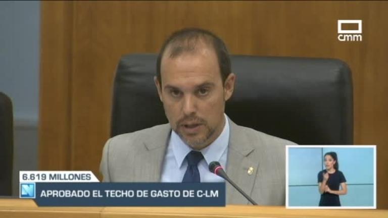 Aprobado el techo de gastos de Castilla-La Mancha