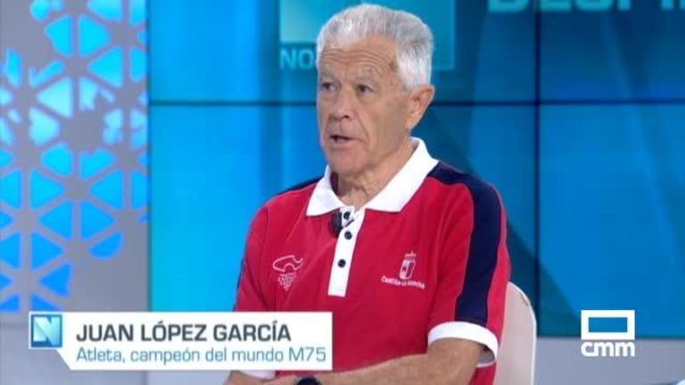 Entrevista a Juan López