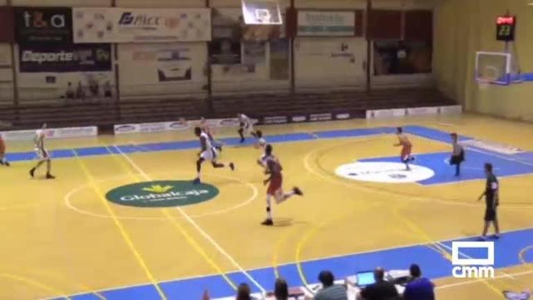 Final trofeo JCCM Baloncesto: La Roda - Villarrobledo
