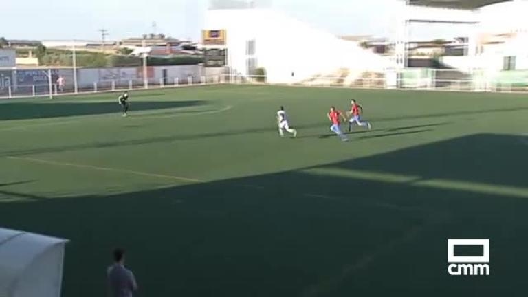 Mora CF - La Roda CF (1-2)