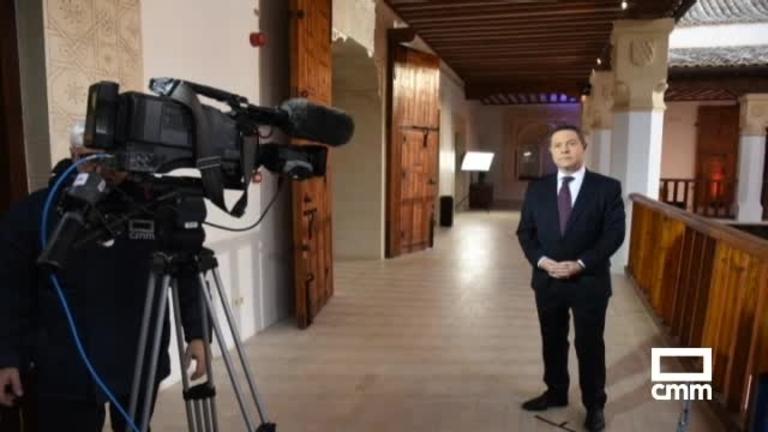García-Page aboga por dar un margen a Pedro Sánchez para que eche a andar el gobierno
