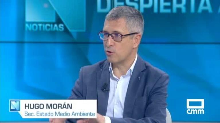 Entrevista a Hugo Morán