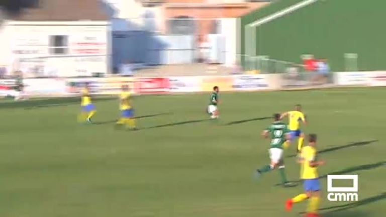 CF La Solana - Atlético Tomelloso (1-0)