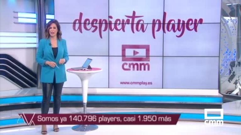 Despierta Player con Cristina Medina 23/1/2020