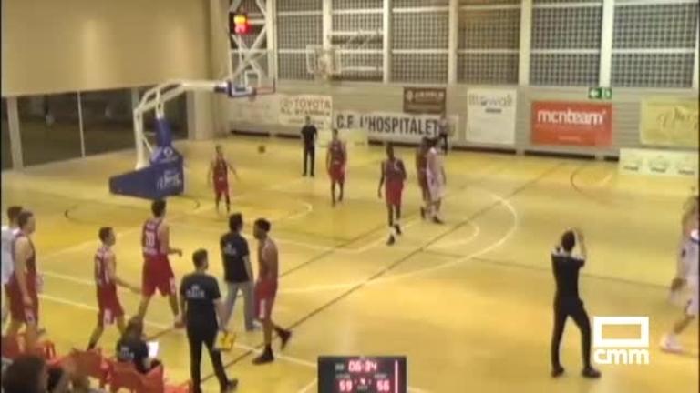 CB L'hospitalet - CB Villarrobledo (82-83)
