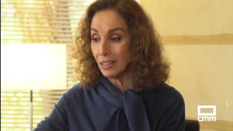 Ana Belén, XX Premio Corral de Comedias,