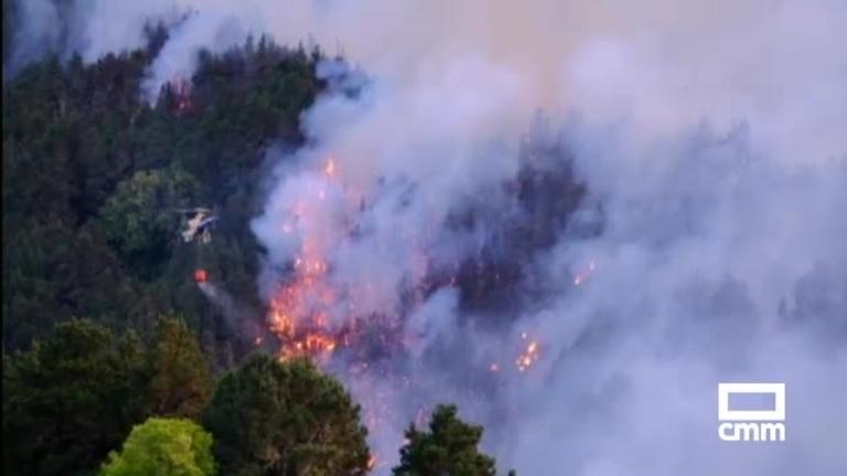 Gran Canaria, castigada de nuevo por un incendio: 9.000 personas evacuadas