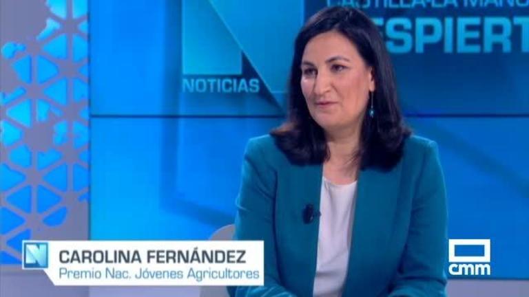 Entrevista a Carolina Fernández
