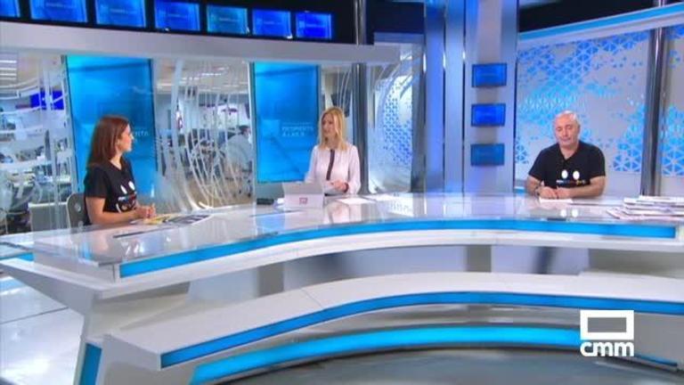 Entrevista a Miguel Ángel Márquez y  Yolanda de la Cruz en CLM Despierta