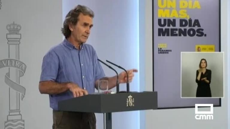 En España, baja a 48 la cifra de muertes con coronavirus en un día