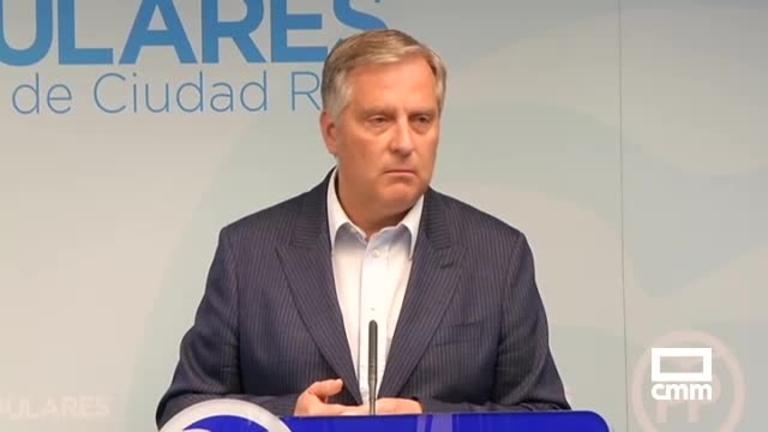 El PP ofrece a Cs romper el pacto con el PSOE y que gobierne 4 años en Ciudad Real
