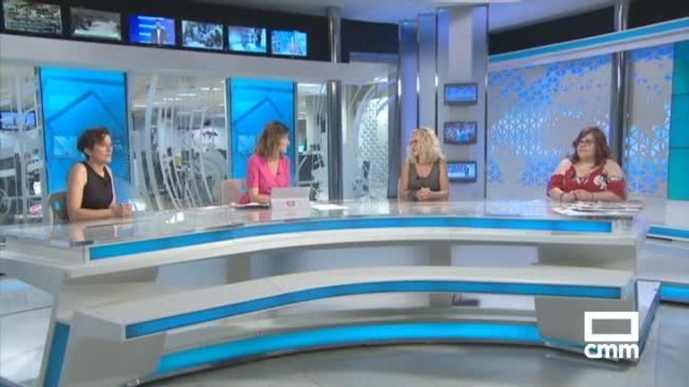 Entrevista a Ana Garrido, Esmeralda Pérez y Bárbara Crespo