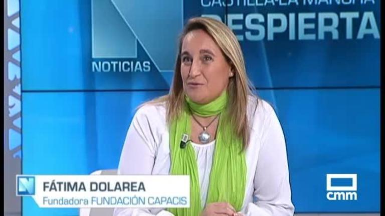Entrevista a Fátima Dolarea