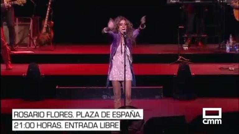 Almagro, Melendi, Rosario Flores, Mago de Oz: ¡Por fin es viernes en Castilla-La Mancha!