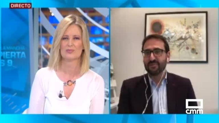Entrevista a Sergio Gutiérrez en CLM Despierta