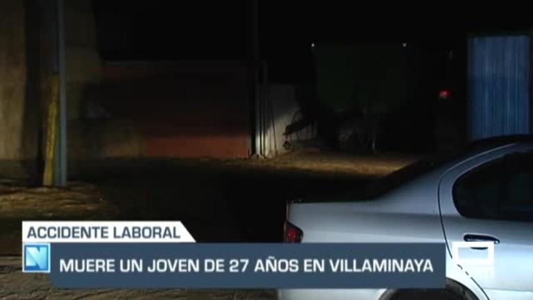 Accidente laboral: muere un joven al caerse desde 5 metros de altura en Villaminaya (Toledo)