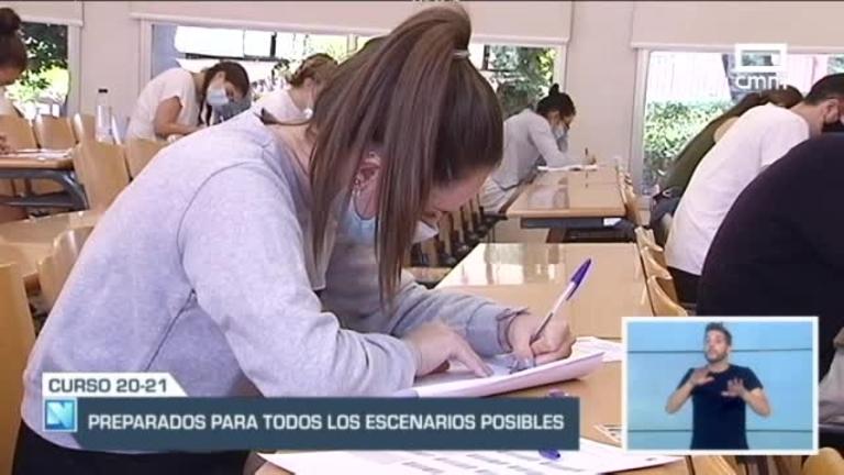 Castilla-La Mancha se prepara para todos los escenarios posibles en el próximo curso escolar