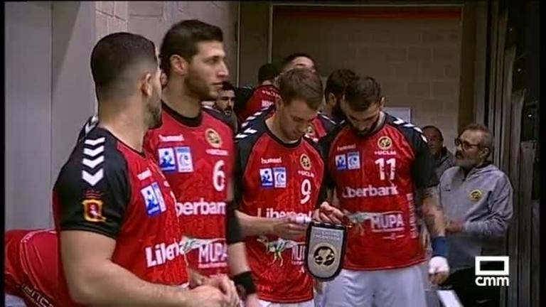 Balonmano Copa EHF: Achilles Bocholt - Liberbank Cuenca