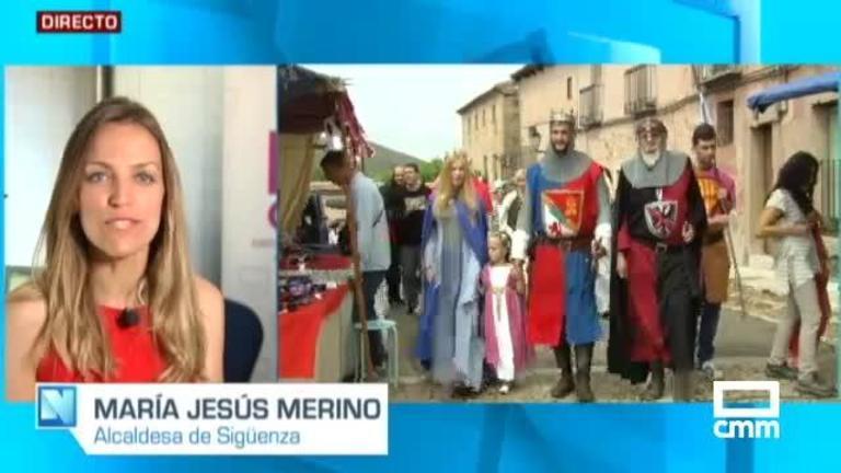 Entrevista a Mª Jesús Merino