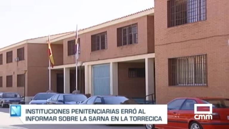 Instituciones penitenciares niega que haya casos de sarna en La Torrecica (Albacete)