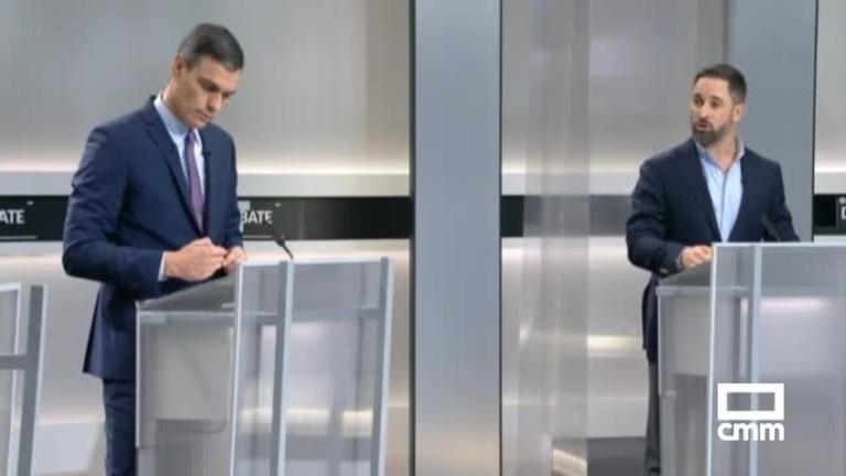 Vox: Abascal se compromete a reformar el modelo autonómico; Espinosa de los Monteros llama a preservar la unidad de España