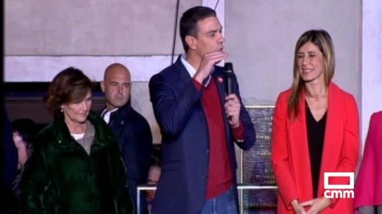 Sánchez (PSOE) hace un llamamiento a todos los partidos