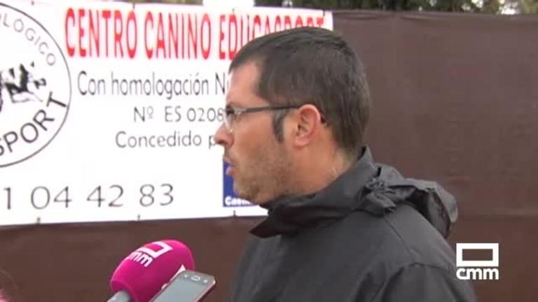 Denuncian un presunto caso de maltrato animal en una residencia canina de Villarrobledo