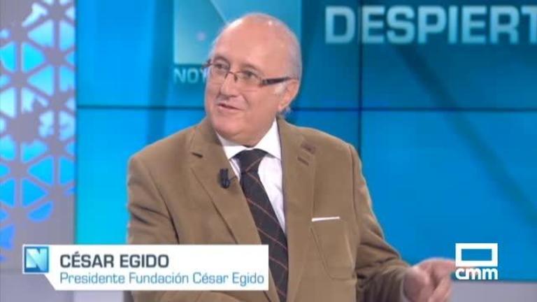 Entrevista a César Egido