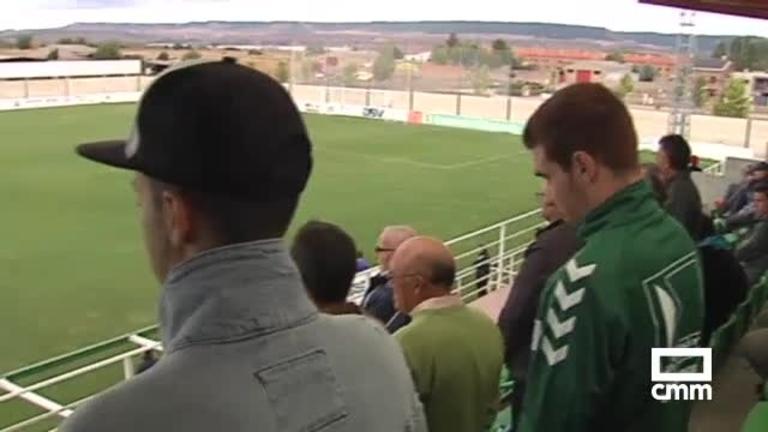 CD Marchamalo - La Roda CF (2-4)
