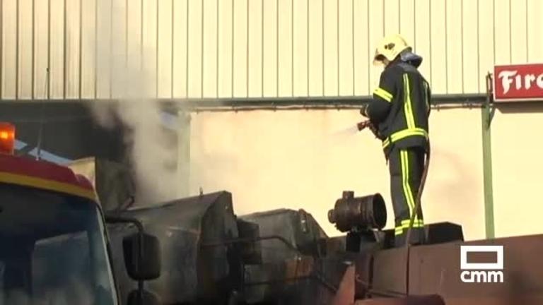 Acuerdo para que los bomberos de Albacete atiendan a dos comarcas conquenses