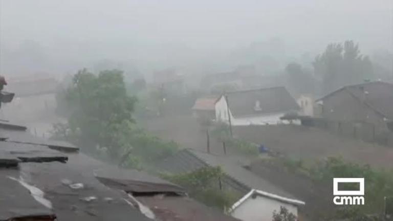 La mancomunidad del Tajuña (Guadalajara), sin agua potable tras las últimas tormentas