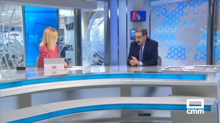Entrevista a Jesús Fernández Sanz en CLM Despierta