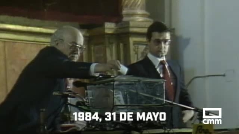 40 años de Constitución / 40 hitos: 31 de mayo