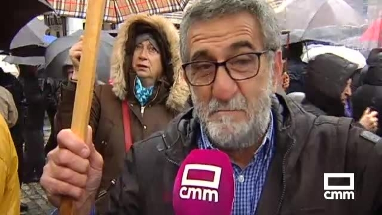 Manifestaciones en toda España para exigir unas pensiones dignas