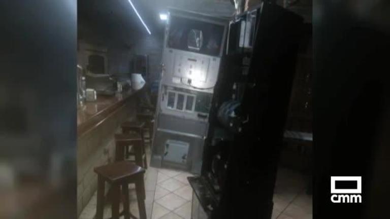 Un banda de encapuchados roba en cinco pueblos de Cuenca en una sola noche