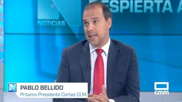 Entrevista a Pablo Bellido