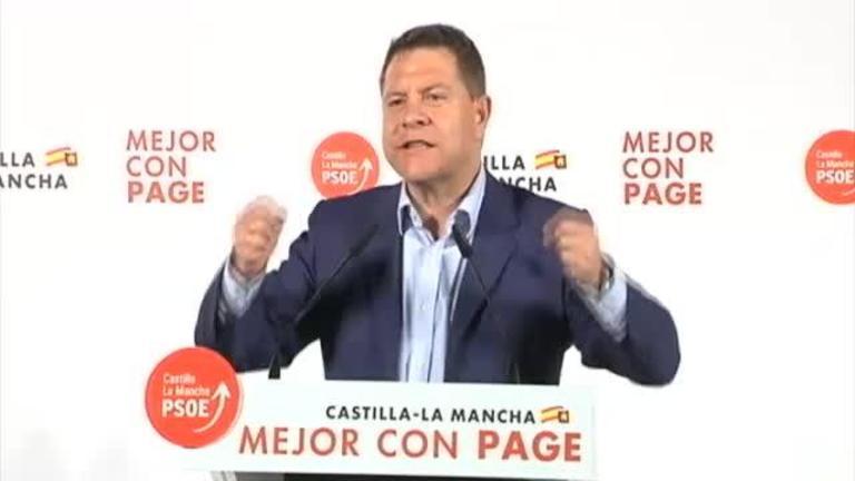 Page inicia la campaña del 26M en El Provencio y La Roda, junto a Juan Ramón Amores