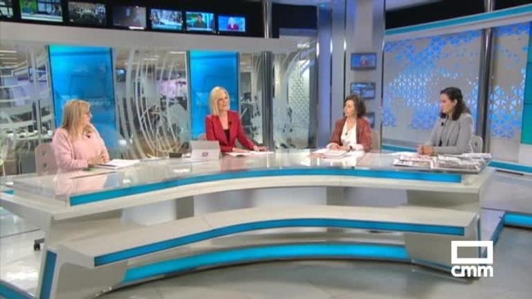 Entrevista a MªAngeles Sánchez, Pilar Sánchez Conde y Miriam Rivas