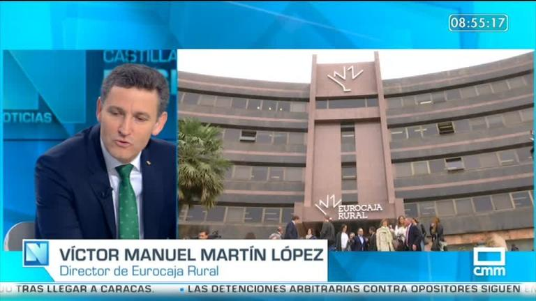 Entrevista a Víctor Manuel Martín