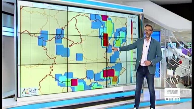 Albacete, Cuenca y Guadalajara, en aviso amarillo por tormentas