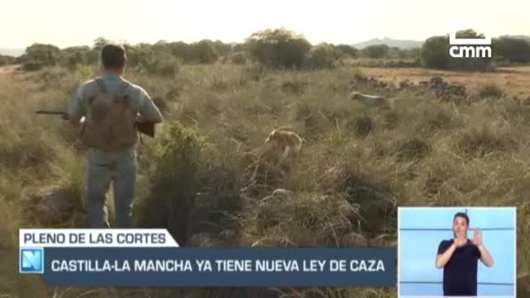 Aprobada la ley de caza en Castilla-La Mancha