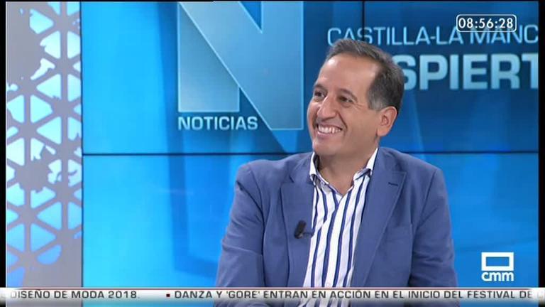 Entrevista a Miguel Angel España
