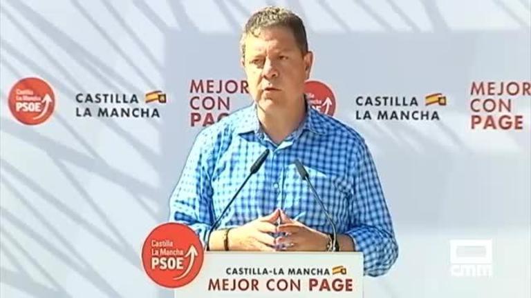 PSOE: Page quiere llegar a las 3.000 plazas de médico de Atención Primaria; Tofiño apuesta por la formación