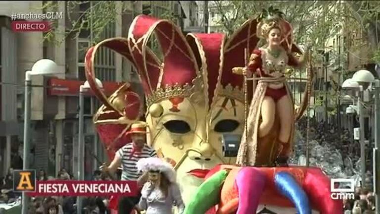 Ancha es Castilla -  La Mancha. Especial domingo de Piñata
