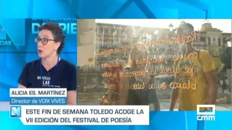 Poesía Voix Vives Toledo: \\